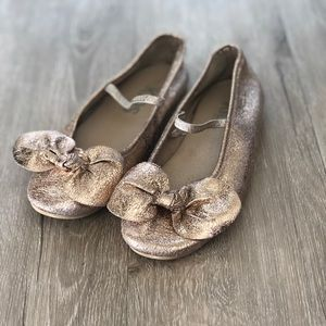Cotton On Kids Bow Flats